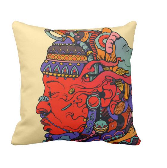Abundance Pillow 1