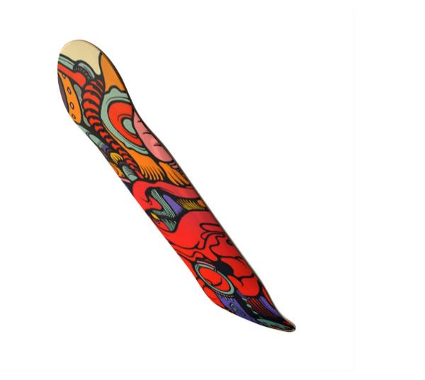 Abundance Skateboard 1