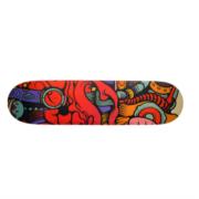 Abundance Skateboard 4